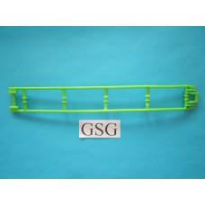 Baanstuk 214 mm groen nr. 16529
