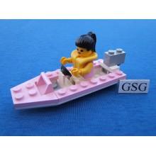 Lego system paradisa speedboot nr. 1761-02