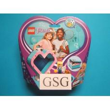 Stephanie's hartvormige doos nr. 41356-01