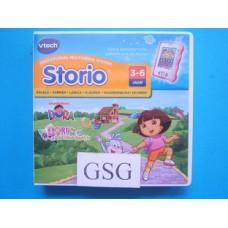 Dora en de drie kleine biggetjes nr. 80-280923-01