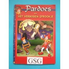 Pardoes en het verboden sprookje nr. 930252-01