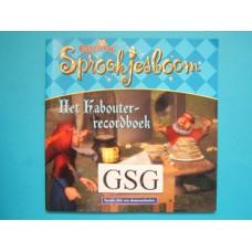 Sprookjesboom het Kabouter recordboek nr. 3828-02