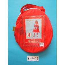 Roodkapje verkleedset pop-up maat 104/110 nr. 50745-01