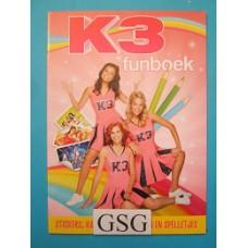K3 funboek nr. 207832-01