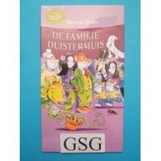 Geronimo Stilton de familie Duistermuis CD luisterboek nr. 644806-00