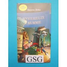 Geronimo Stilton de mysterieuze mummie CD luisterboek nr. 624790-00