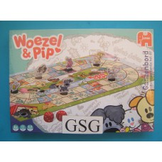Woezel & Pip ganzenbord nr. 81308-00