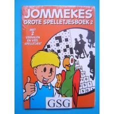 Jommekes grote spelletjesboek 2 nr. 347185-01