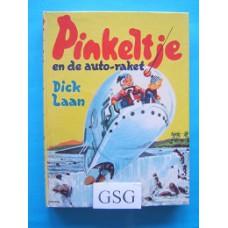 Pinkeltje en de auto raket nr. 3624-03