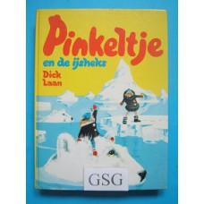 Pinkeltje en de ijsheks nr. 3803-02