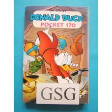 Donald Duck pocket 170 het eerste miljoen van oom Dagobert nr. 3836-02