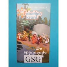 De Fabeltjeskrant de spannende picknick CD luisterboek nr. 627388-00