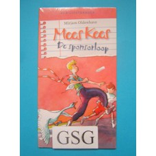 Mees Kees de sponsorloop 2 CD luisterboek nr. 673981-00