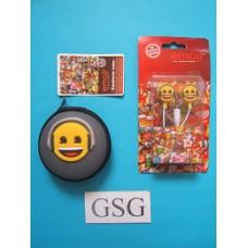Oordopjes Emoji + opbergtasje nr. 50653-01