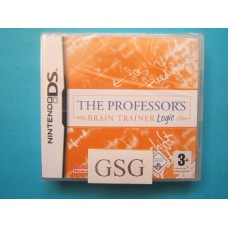 The professor's brain trainer logic nr. 009698-00