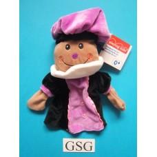 Handpop Zwarte Piet nr. 242143B-11