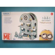 Bouwpakket Minions huis bouwen nr. 150040-01