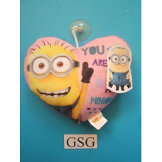 Kussen you are 1 in a Minion nr. 26052-01 (25cm)