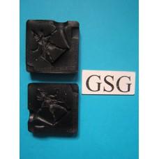 Grenadier throwing grenade PA39 nr. 27089-03