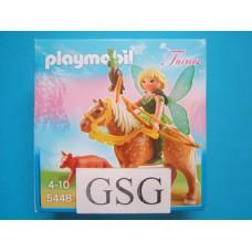 Fee Diana met Luna-paard nr. 5448-01