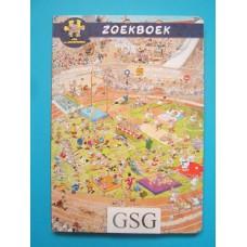 Jan van Haasteren zoekboek sport nr. 8600792-01
