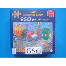 Nijntje ballon festival 950 st nr. 81853-01