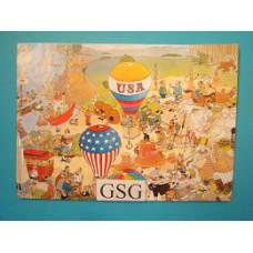 Poster USA nr. 21096-02