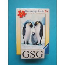Pinguïns met jong 54 st nr. 09 430 1-01