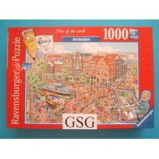 Amsterdam Prinsengracht/Brouwersgracht 1000 st nr. 19 192 5