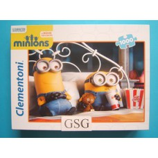 Minions a movie exclusive 1000 st nr. 98616