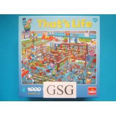 That's life de supermarkt 1000 st nr. 371307-01