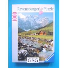 Tirol Karwendelgebirge 1000 st nr. 15 846 1