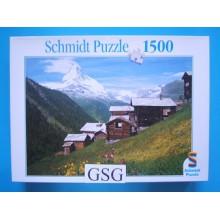 Cervino Matterhorn 1500 st nr. 57252