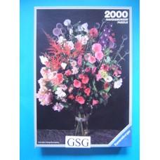 Boeket zomerbloemen 2000 st nr. 16 639 8