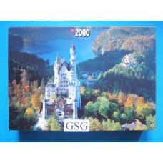 Neuschwanstein 2000 st nr. 1755-03