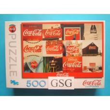 Coca Cola 500 st nr. 13856/13981 ASST