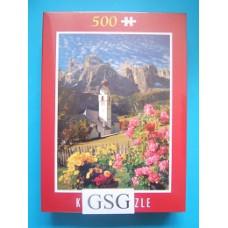 Dolomites, Italy 500 st nr. 1905-04