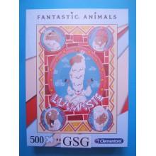 Fantastic animals 500 st nr. 35069-01