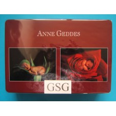 Anne Geddes Rose Calix and Red Rose 2x 1000 st nr. 57958-01