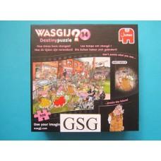 Wasgij destiny 14 (hoe de tijden zijn veranderd!) 500 st nr. 81745-02