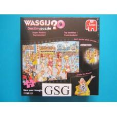 Wasgij destiny 9 (topmodellen) 950 st nr. 81651-01