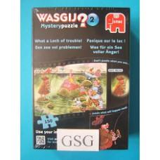 Wasgij mysterie 2 (een zee vol problemen!) 150 st nr. 17129-02