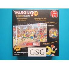 Wasgij 14 (voetbalgekte) 500 st nr. 81805-01