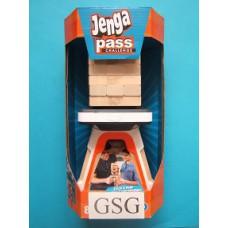 Jenga pass challenge nr. 0717 E0585 EU4-00