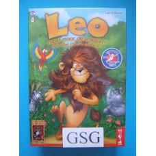Leo moet naar de kapper nr. 999-LEO01-00