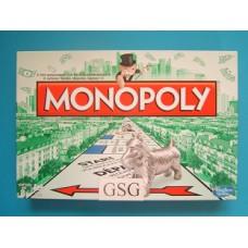 Monopoly België nr. 0613 00009 376-01