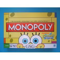 Monopoly spongebob nr. 0311 28676 104-01