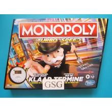 Monopoly turbo speed nr. 1019 E7033 197-00