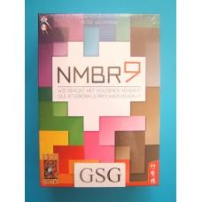 NMBR9 nr. NMB01-04