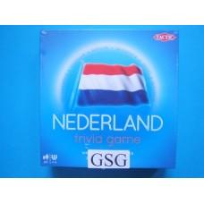 Nederland trivia spel nr. 8605-00